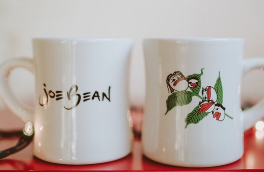 Bean People Coffee Mug