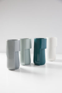Hiball Porcelain Tumbler - Mauve