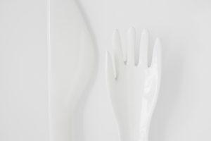 Hand Fork Knife Set