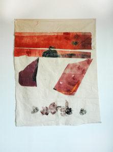 Untitled Mono-print